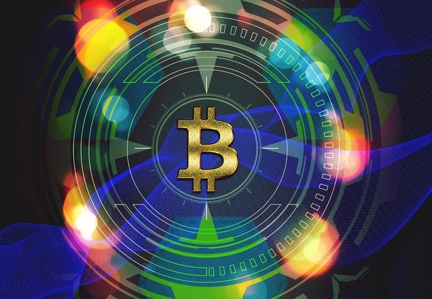 Criptomoedas e bitcoin (Foto: Pixabay)