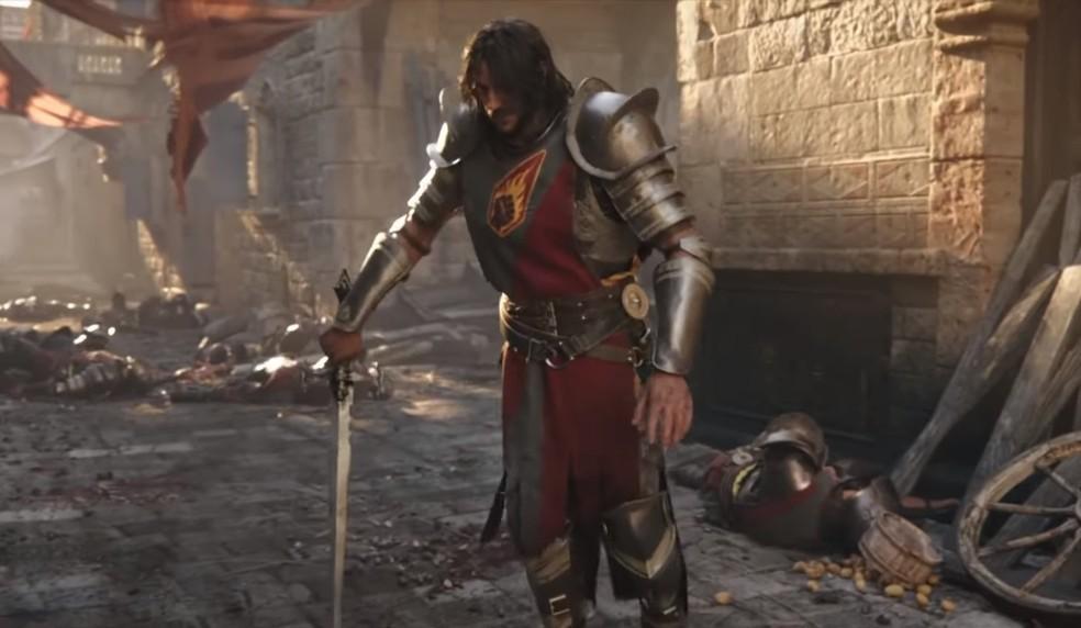 Baldur's Gate 3 é anunciado após 19 anos desde último jogo da série. — Foto: Divulgação/Larian Studios