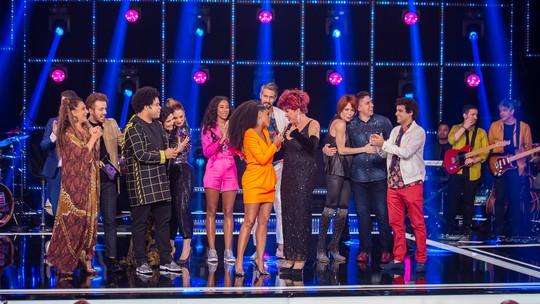 Emoção, homenagem especial e volta por cima marcam quarto dia de 'Popstar' ao vivo