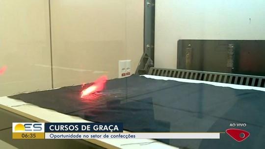 Laboratório que auxilia no desenvolvimento da indústria do vestuário é inaugurado em Colatina