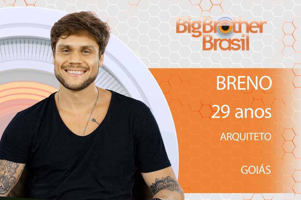 Breno é participante do BBB18 (Foto: Wallace Carvalho/Gshow)