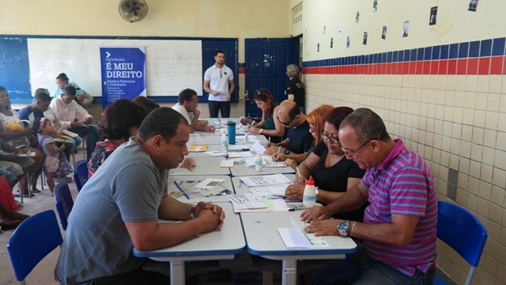 Edição do Programa É Meu Direito será realizada em Paulista, no Grande Recife (Foto: Angélica Renepont/SEDH/Divulgação)