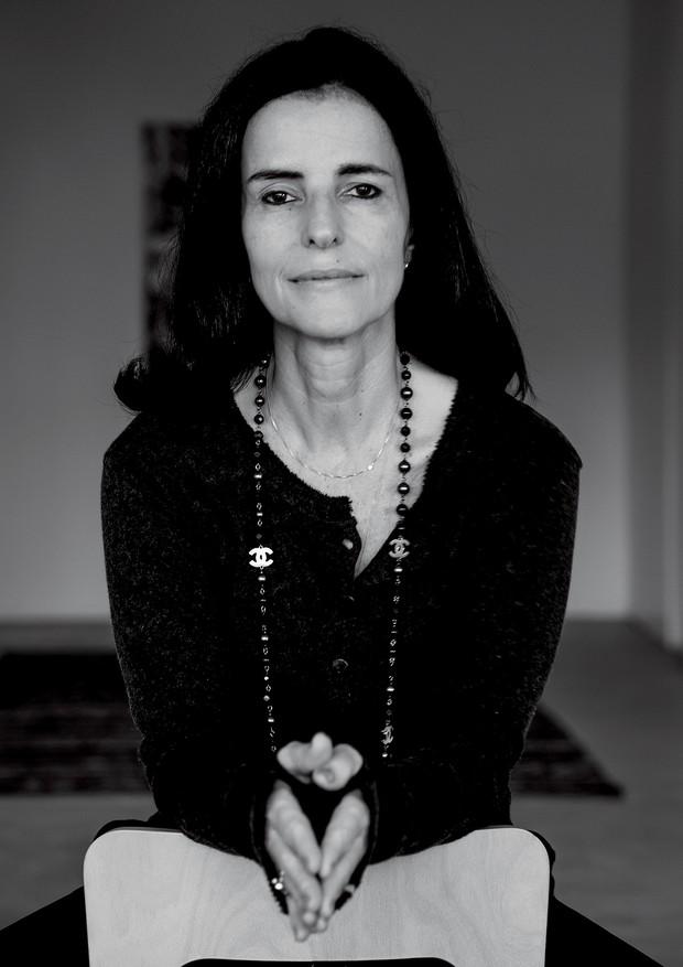 Monique Gardenberg, que estreia este mês no cinema seu quarto longa como diretora (Foto: Mario Canivello)
