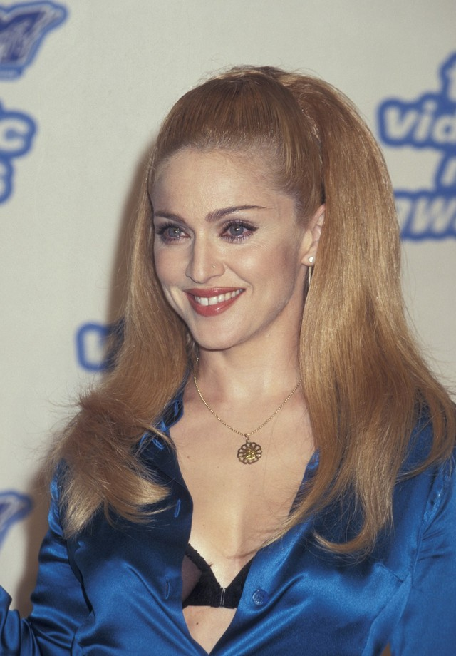 Madonna - VMA (Foto: Getty Images)