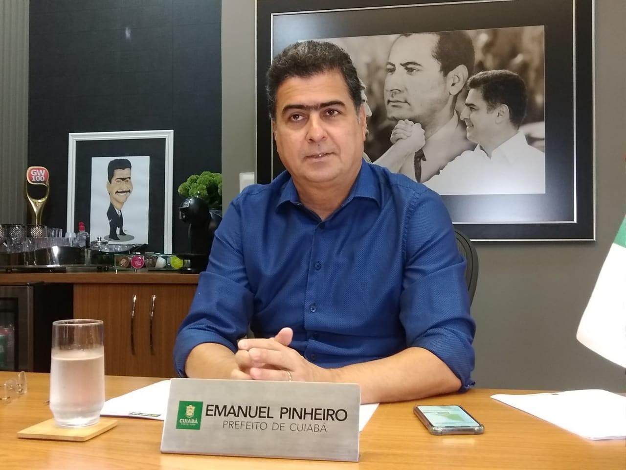 Verba indenizatória de prefeito, vice-prefeito e secretários de Cuiabá é suspensa por 3 meses