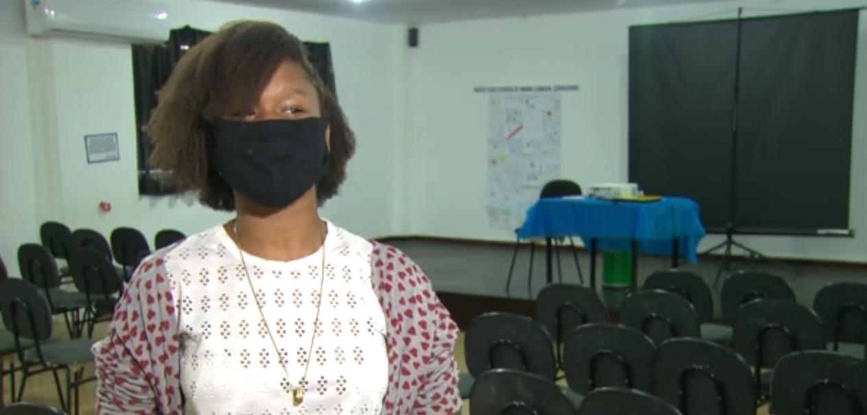 Filme de aluna da rede municipal de ensino do Rio é finalista de festival de cinema