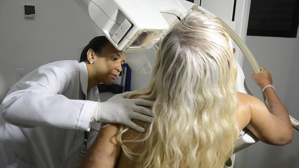 O estudo aponta também que as mulheres em Rio Branco são as que menos fazem o exame — Foto: Renata de Brito