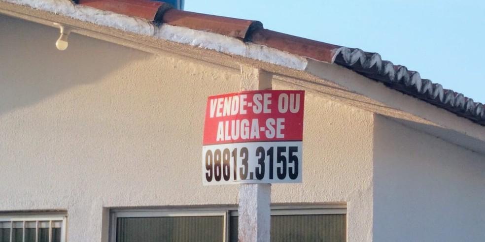 Número de ações judiciais relacionadas a imóveis alugados caiu 30% no RN — Foto: Igor Jácome/G1