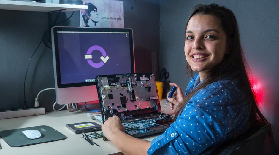 Camila Gonçalves, da TechYou (Foto: Divulgação)