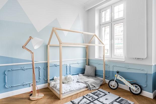Décor do dia: quarto de criança montessoriano (Foto: Reprodução/Divulgação)