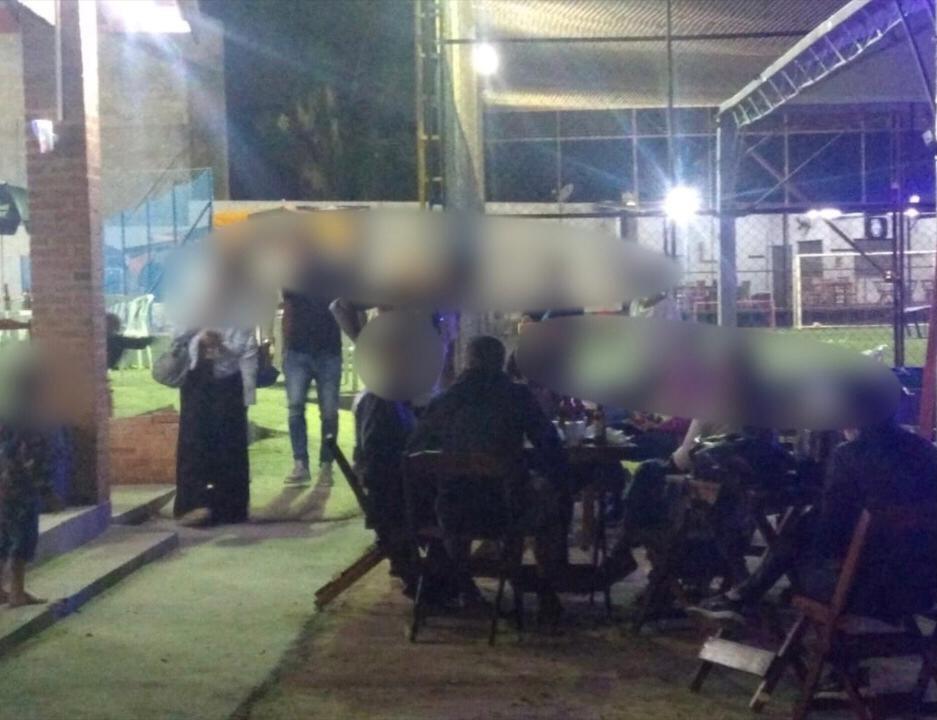 Força-tarefa de Piracicaba interdita quatro estabelecimentos comerciais por aglomeração