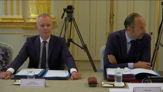Ministro da Ecologia da França se demite em meio a escândalo