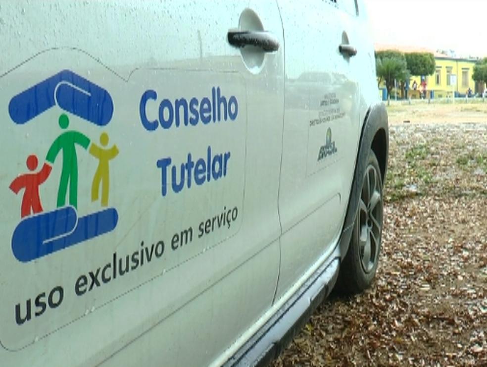 Criança de seis anos é estuprada quatro vezes dentro da escola em Itapajé, no Ceará. (Foto: Reprodução/TV Diário)