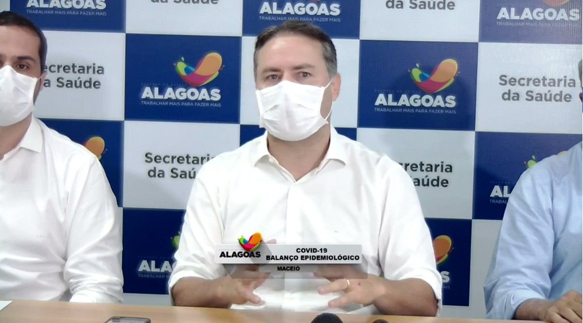 Alagoas está na fase azul do distanciamento social controlado