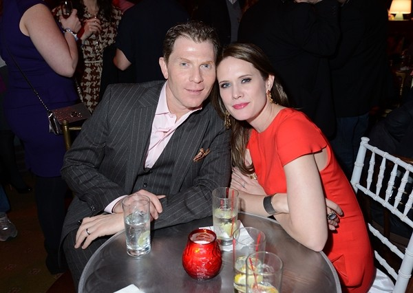 Bobby Flay e Stephanie March  (Foto: Getty Images)
