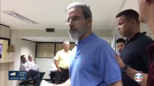 Justiça cobra multa de R$ 8 milhões do ex-senador Luiz Estevão e manda intimação para endereços dele