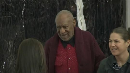 Astro da TV americana, comediante Bill Cosby é acusado de abuso sexual