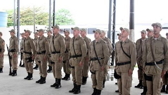 Foto: (Polícia Militar/Divulgação)