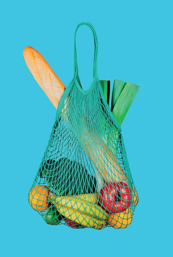Feira do Bem: Organize a lista de compras apenas com o que precisa e não desperdice alimentos (Foto: Getty Images)