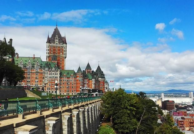 Quebéc, no Canadá (Foto: Pixabay)
