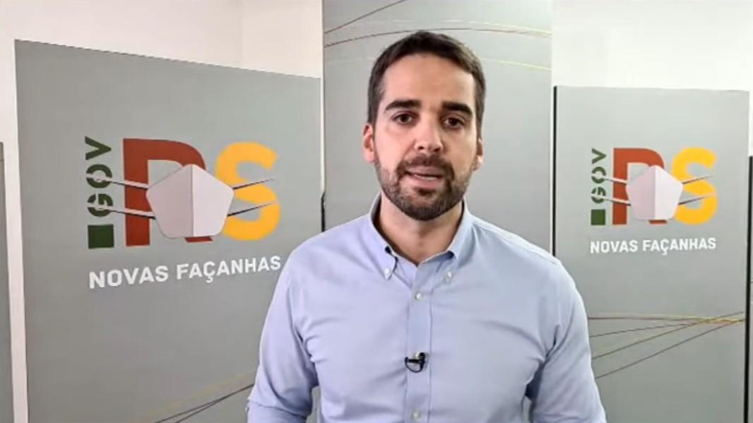 'Não podemos normalizar essa quantidade de vítimas', diz governador do RS após Brasil atingir 500 mil mortes pela Covid