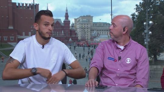 Guilherme Marinato acha impossível ter doping no futebol russo