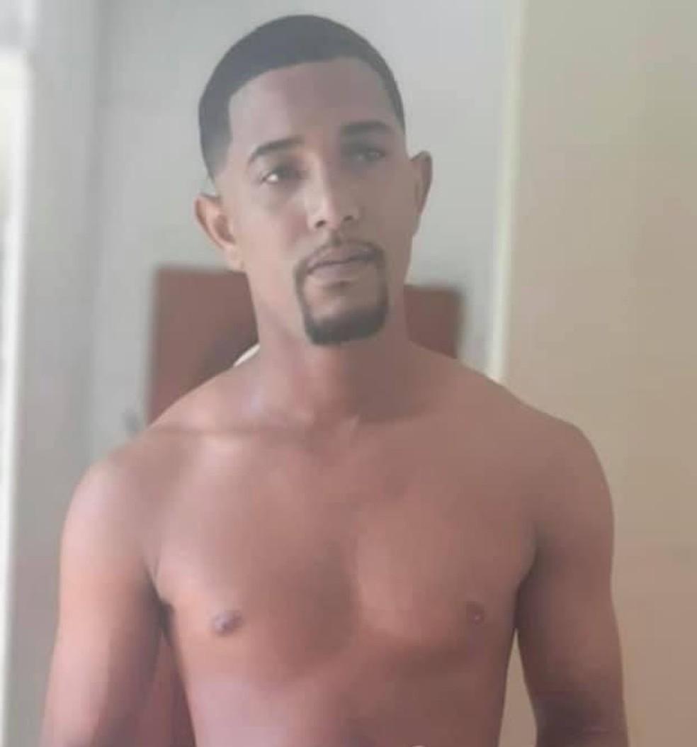 Vítima foi atraída por meio de um perfil falso — Foto: Divulgação/Polícia Civil