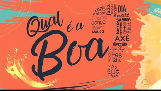 Veja a agenda cultural de João Pessoa para esta sexta-feira, 27 de abril