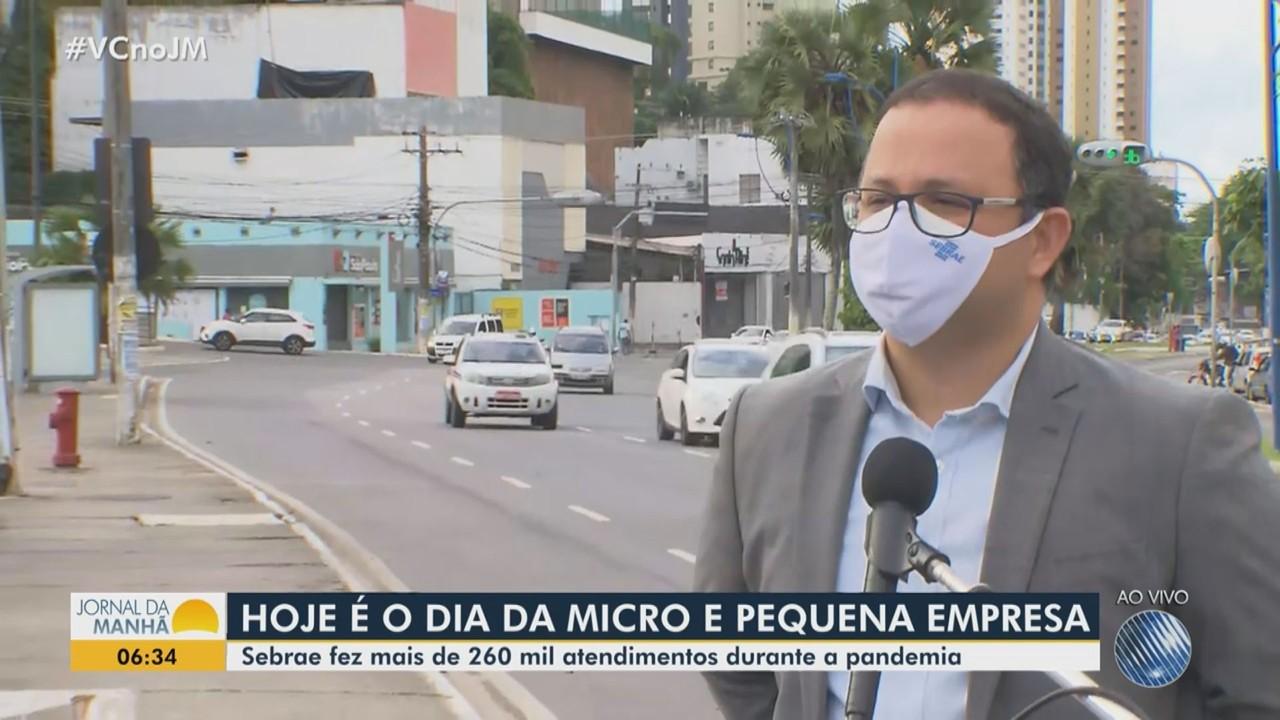 No Dia do MEI, diretor do Sebrae fala sobre a situação da categoria em meio à pandemia