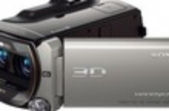 Sony HDR TD10