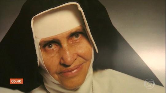 Irmã Dulce será a primeira santa brasileira
