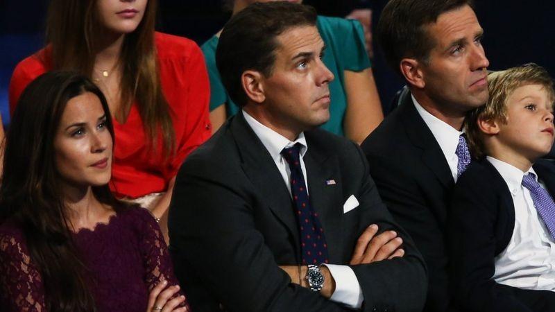 Biden: quem são os 2 filhos do novo presidente dos EUA