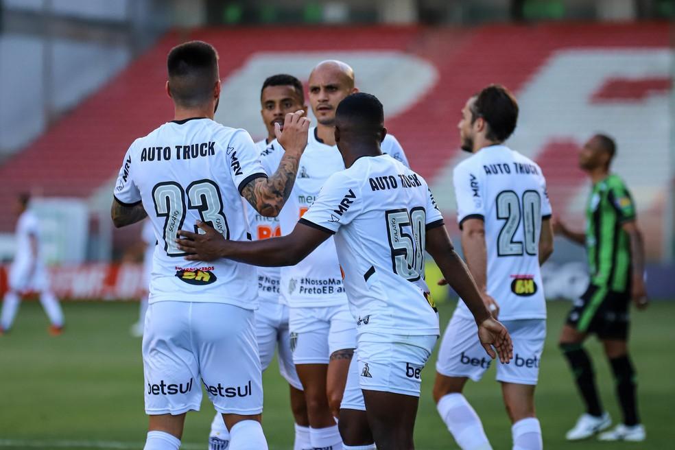 Vencer E Vencer A Missao E Os Riscos Do Atletico Mg Na Ultima Rodada Do Campeonato Mineiro Atletico Mg Ge