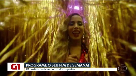 Maior Baile do Mundo, Encontro das Tribos e show de Rouge acontecem em SP; G1 comenta em VÍDEO