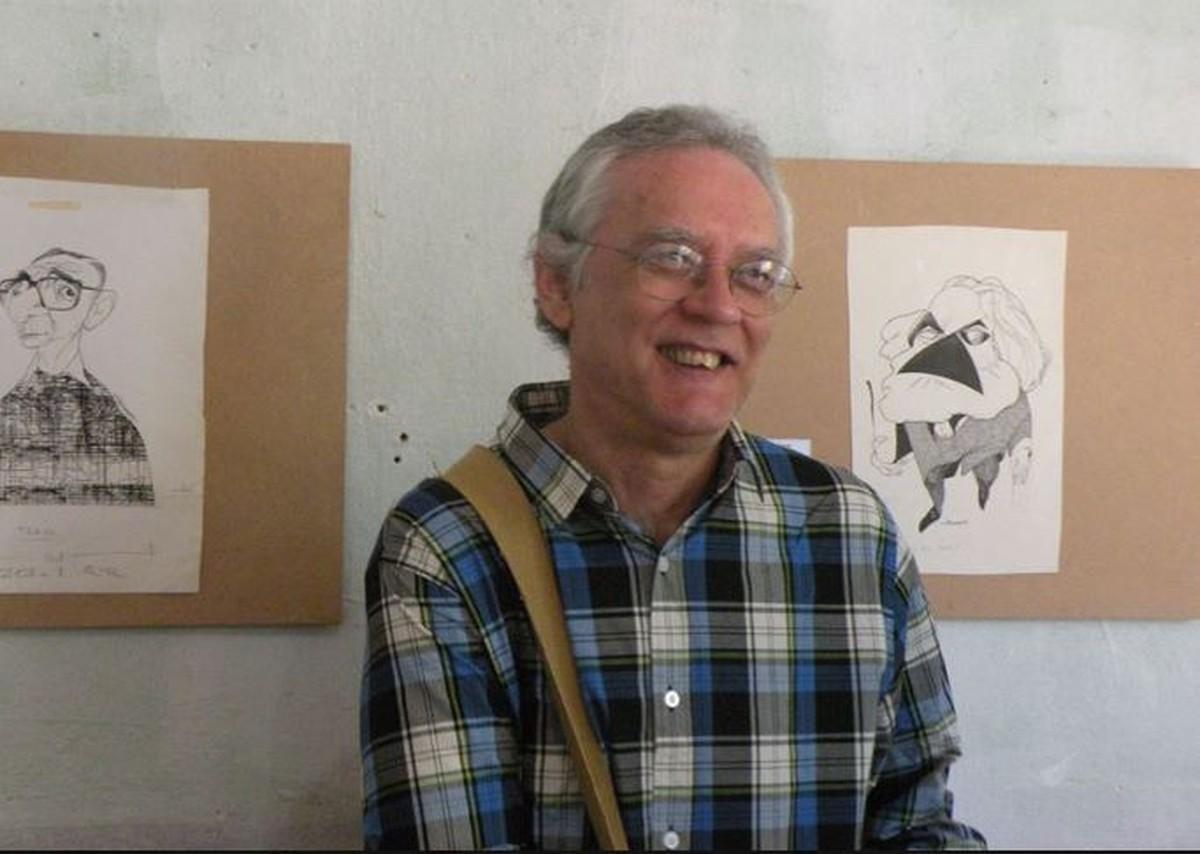 Cartunista Bruno Liberati morre no Rio | Rio de Janeiro