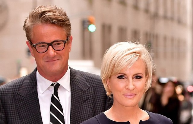 Joe Scarborough e Mika Brzezinski (Foto: Getty Images)