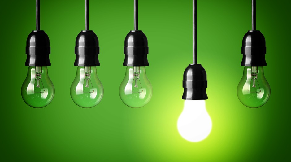 lampada ideia inovacao (Foto: shutterstock)