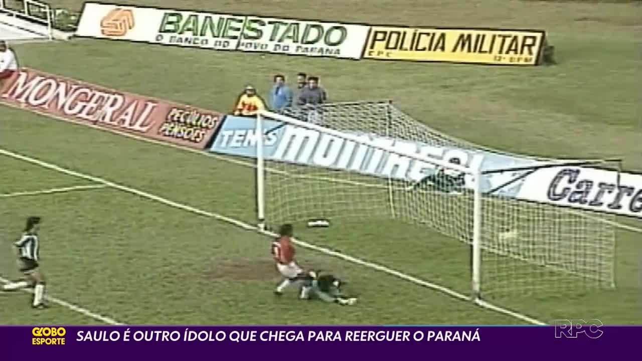 Maior dupla de ataque da história do Paraná se reencontra, agora no banco