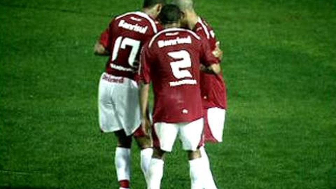 Inter 4 x 1 Palmeiras - 20/08/2008