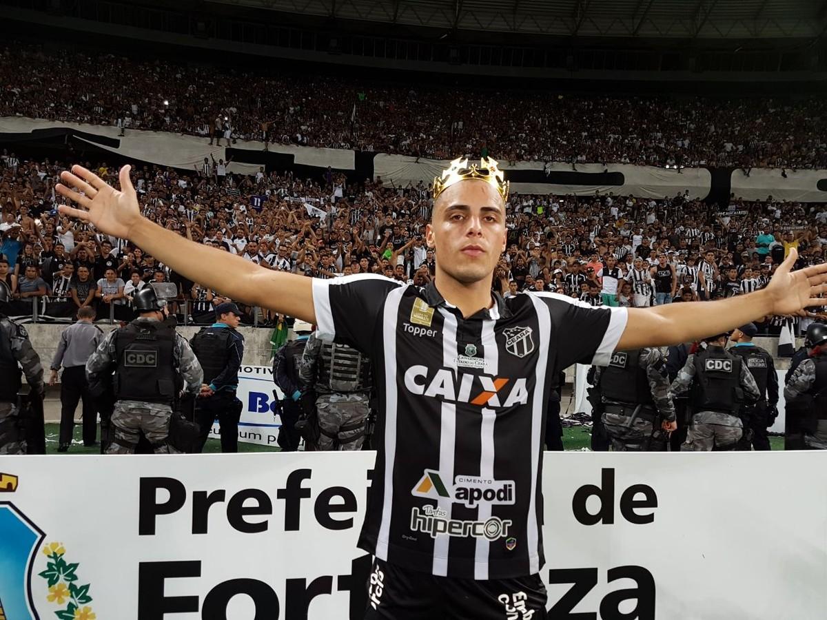 cdaf21580d Palmeiras confirma contratação de atacante do Ceará e aguarda definição do  Dínamo de Kiev por Tchê Tchê