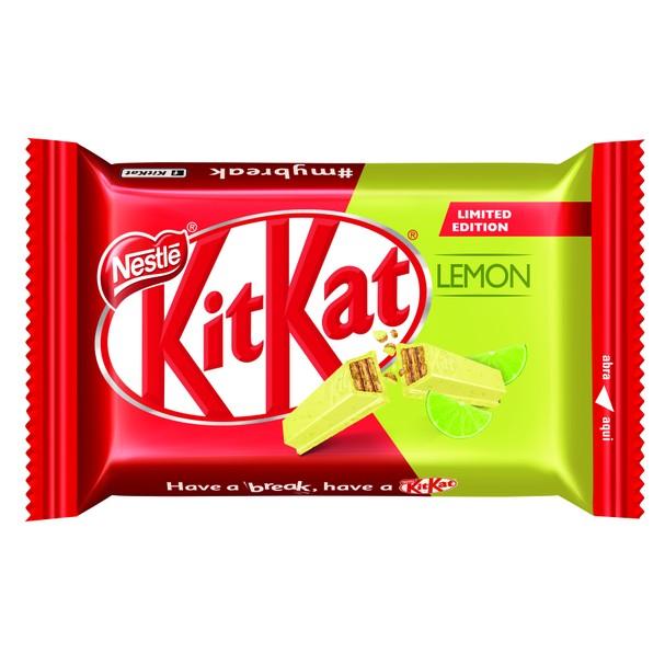 KitKat sabor limão (Foto: Divulgação)