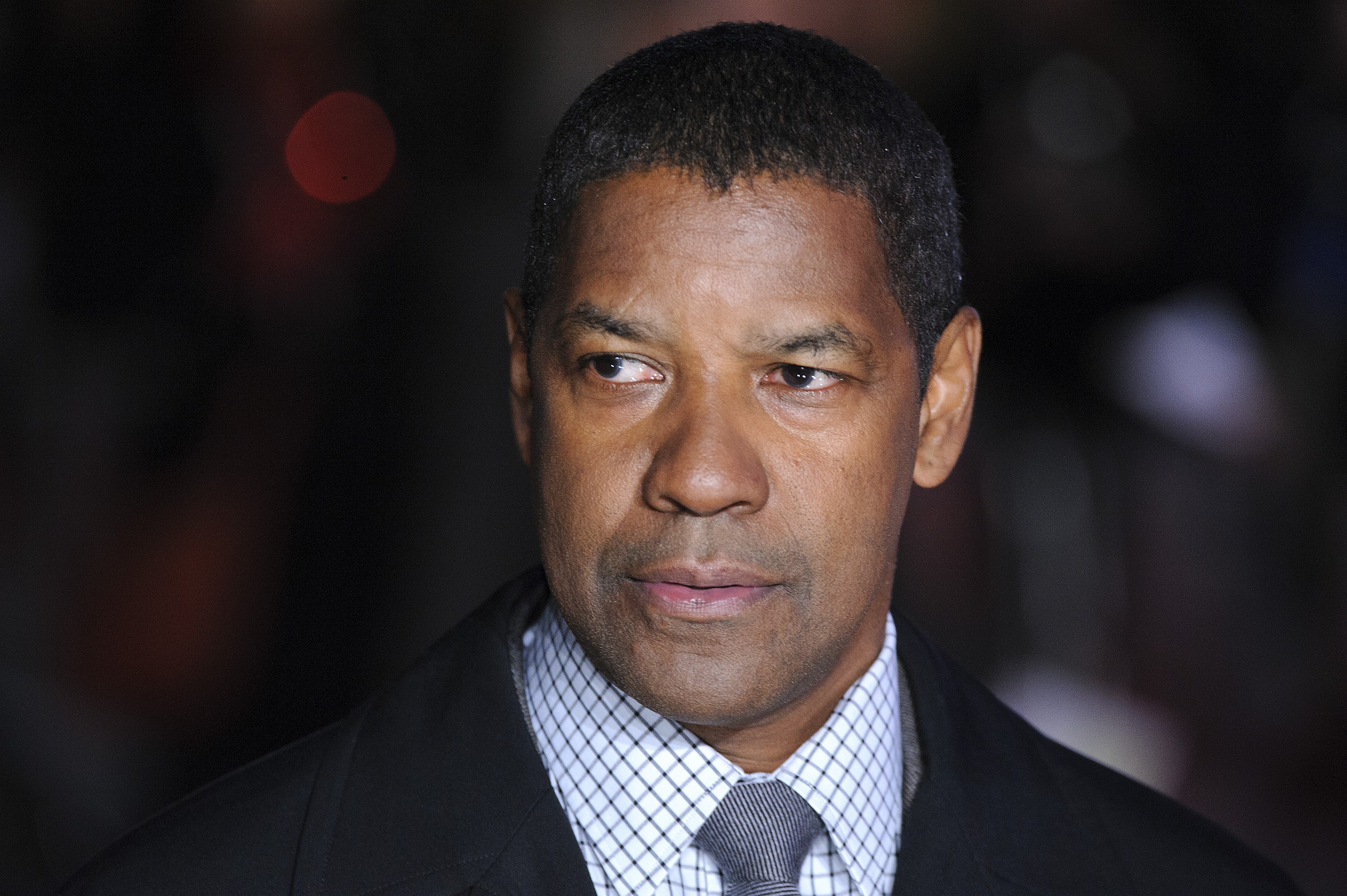 O ator Denzel Washington. (Foto: Getty Images)