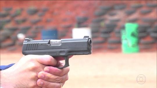 Delegado da PF alerta para 'exagerado número de armas em poder dos cidadãos'