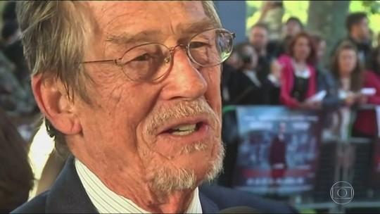 Ator britânico John Hurt morre aos 77 anos em Londres