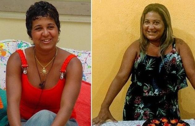 Campeã do 'BBB' 4, Cida investiu em imóveis. Em 2014, chegou a se candidatar ao cargo de vereadora, mas não conseguiu se eleger (Foto: Reprodução)