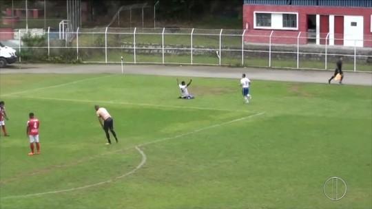 Confira os gols da oitava rodada da Taça Corcovado