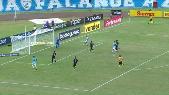 Ainda sem Dagoberto contra o Sport, Alemão dá força ao elenco do Londrina