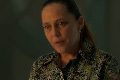 Judith  (Isabela Garcia) contará para Gabriel (Bruno Gagliasso) que Valentina (Lília Cabral) descobriu os poderes da fonte  (Foto: TV Globo)