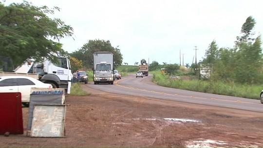 Três pessoas da mesma família morrem em acidente na BR-163