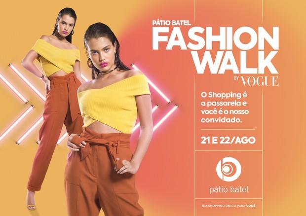 Patio Batel Fashion Walk  (Foto: Divulgação)